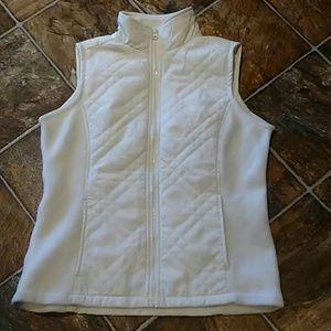 IZOD White Vest